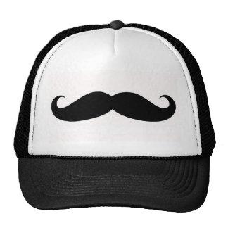 moustache cap