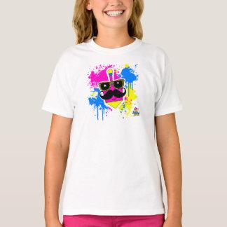 Moustache Dreidel T-Shirt