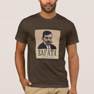 Moustache - Emiliano Zapata Salazar T-Shirt