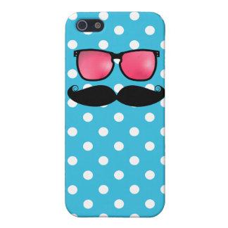 Moustache iPhone 5 Cases