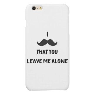 Moustache - iPhone 6/6s Plus Case