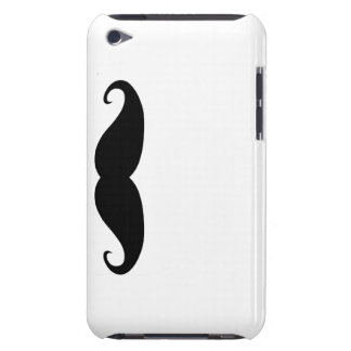 Moustache ITouch case! iPod Touch Cases