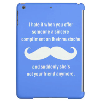 Moustache joke