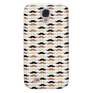 Moustache madness galaxy s4 cover