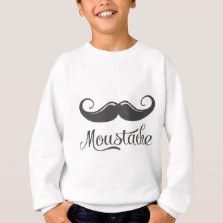 Moustache Mania Sweatshirt