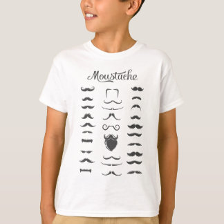 Moustache Mode T-Shirt