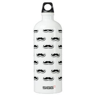Moustache Pattern SIGG Traveller 1.0L Water Bottle