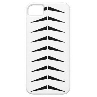 moustache skinny iPhone 5 cases