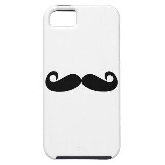 Moustache Stache Tough iPhone 5 Case