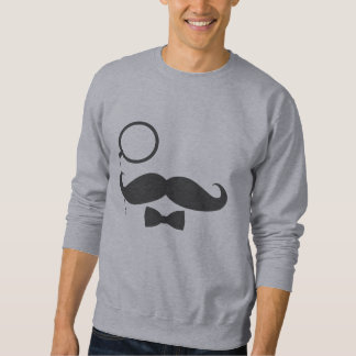 Moustache Sweatshirt