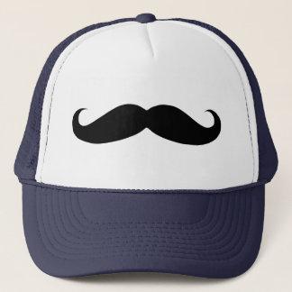 Moustache Trucker Cap