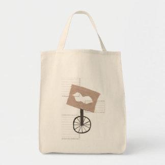 Moustache Unicycle Bag