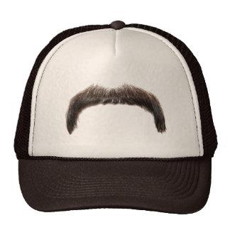 moustachehat cap