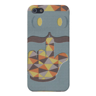 Moustaches iPhone4 Case Covers For iPhone 5