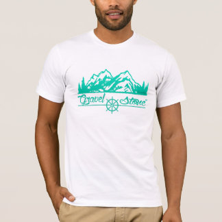 moutains-claire tokley T-Shirt