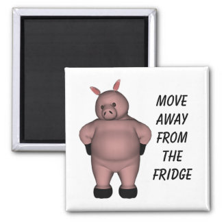 Move Away From The Fridge Magnet