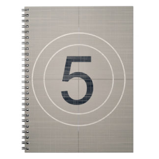 Move Countdown Notebook