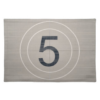 Move Countdown Placemat