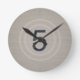 Move Countdown Wall Clocks