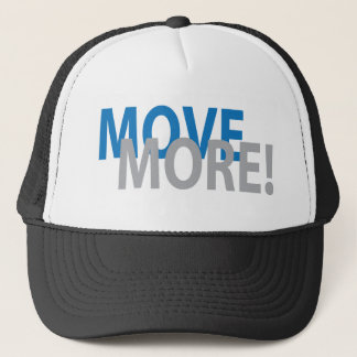 Move More in Style Trucker Hat
