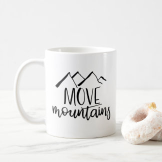 Move mountains | Mug