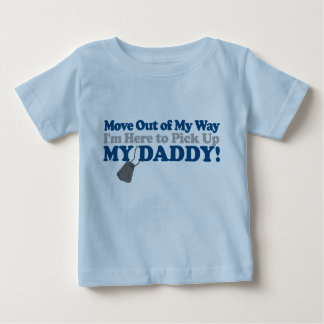 Move out of the way! (boy) t-shirts