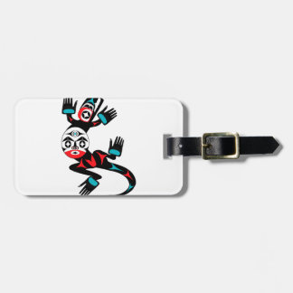 MOVE THE SPIRIT LUGGAGE TAG