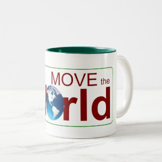 Move the World - Mug