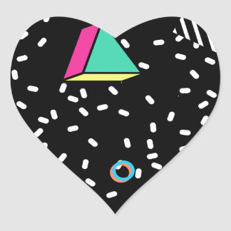 move to memphis heart sticker