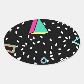 move to memphis oval sticker