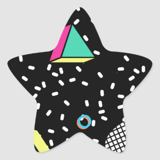 move to memphis star sticker