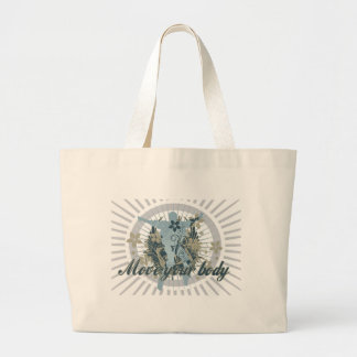 Move Your Body Dance Tshirts and Gifts Tote Bags