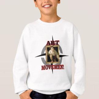 movement art boy sweatshirt