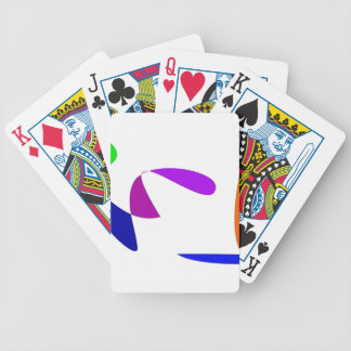 Movement Bicycle Playing Cards