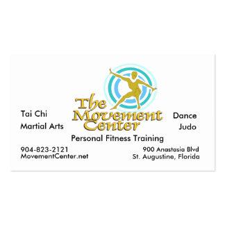 Movement Center Business Card
