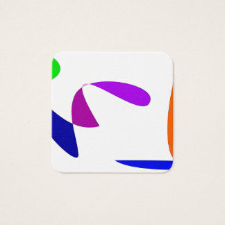 Movement Square Business Card
