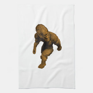 MOVEMENT STARTTED TEA TOWEL