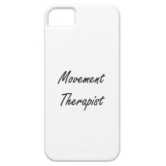 Movement Therapist Artistic Job Design Barely There iPhone 5 Case
