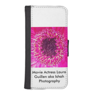Movie Actress Laura Guillen aka Ishah Photography iPhone 5 Wallet Cases