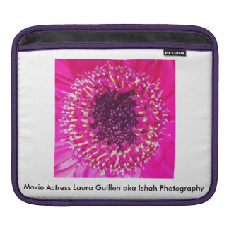 Movie Actress Laura Guillen aka Ishah Photography Sleeve For iPads