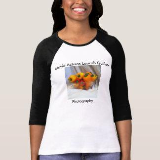 Movie Actress Laura Guillen Peppers Photography Shirt