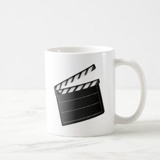 Movie Clapper Coffee Mug