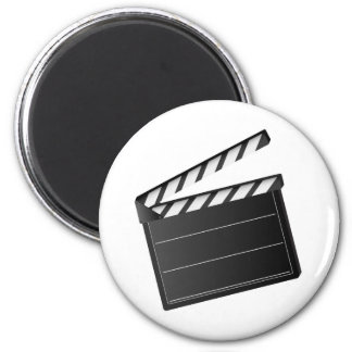 Movie Clapper Magnet