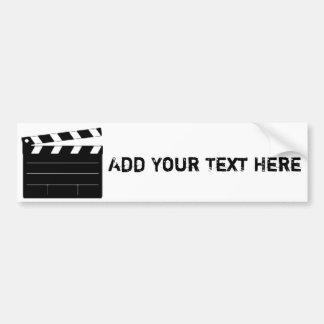 Movie Director, Filmmaker, Take 1 Bumper Sticker