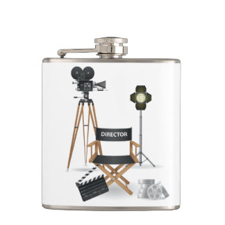 Movie Director Set Flask