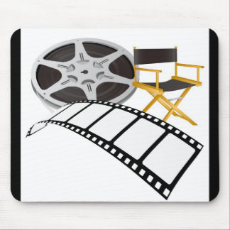movie equipments mouse pad