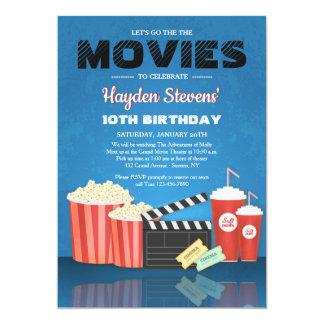 Movie Essentials Invitation