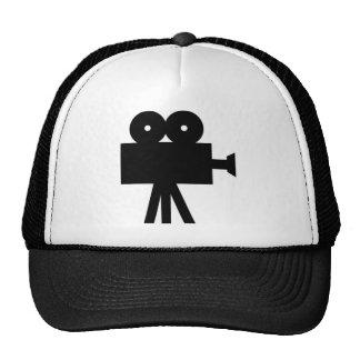 Movie Film Cine Camera Hollywood Hats