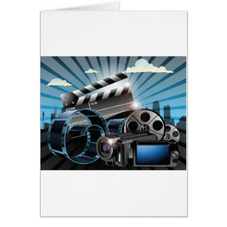 Movie Industry Card