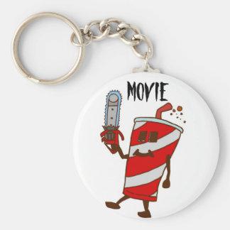 Movie Key Ring